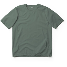 Houdini Wheatered T-shirt, storm green